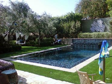 Artificial Grass Photos: Artificial Grass Carpet Gatlinburg, Tennessee Paver Patio, Swimming Pool Designs