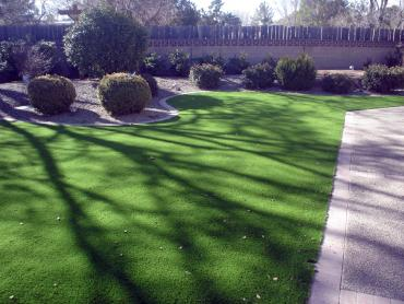 Artificial Grass Photos: Artificial Turf Installation Lebanon, Tennessee Paver Patio, Front Yard Landscaping