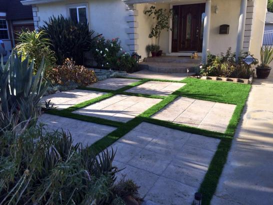 Artificial Grass Photos: Artificial Turf Whiteville, Tennessee Paver Patio, Front Yard Landscaping Ideas