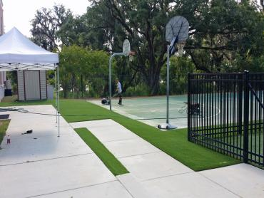 Artificial Grass Photos: Fake Grass Carpet Oak Hill, Tennessee Lawn And Garden, Commercial Landscape