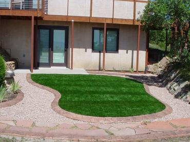 Artificial Grass Photos: Fake Grass Ridgely, Tennessee Gardeners, Front Yard