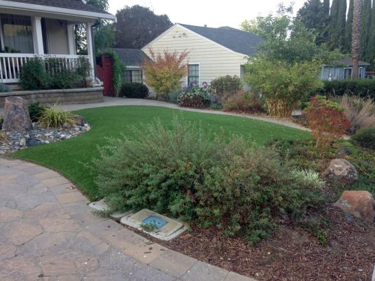 Grass Turf Brentwood, Tennessee Landscape Rock, Front Yard Landscaping Ideas artificial grass