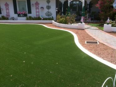Artificial Grass Photos: Green Lawn Sharon, Tennessee Gardeners, Front Yard Landscaping Ideas