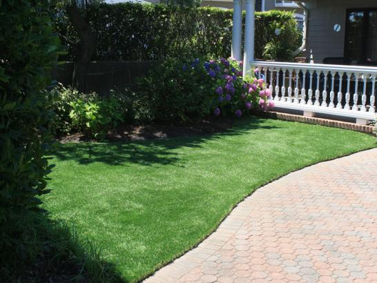 Artificial Grass Photos: How To Install Artificial Grass Medon, Tennessee Lawns, Landscaping Ideas For Front Yard