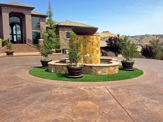 Artificial Grass Photos: Outdoor Carpet Covington, Tennessee Landscaping, Front Yard Landscaping