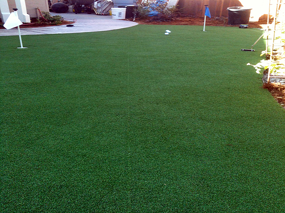 synthetic grass cost bruceton tennessee putting green turf backyard landscape ideas - Synthetic Grass Cost
