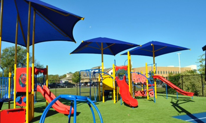 Artificial Grass for Playgrounds in Memphis